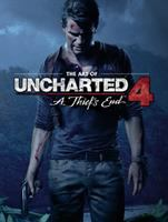 The Art of Uncharted 4 : A Thiefs End