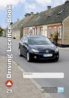 Driving licence book