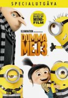 Despicable Me 3 [Videoupptagning] = Dumma mej 3 / directed by Pierre Coffin, Kyle Balda ; produced by Chris Meledandri, Janet Healy ; written by Cinco Paul & Ken Daurio