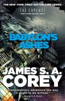 Babylon's ashes / James S. A. Corey.