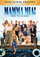 Mamma Mia! . [Videoupptagning] : Here we go again / written and directed by Ol Parker ; story by Richard Curtis and Ol Parker and Catherine Johnson.
