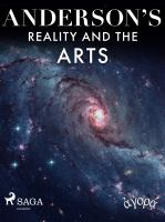 Anderson's Reality and the Arts