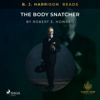 B. J. Harrison Reads The Body Snatcher